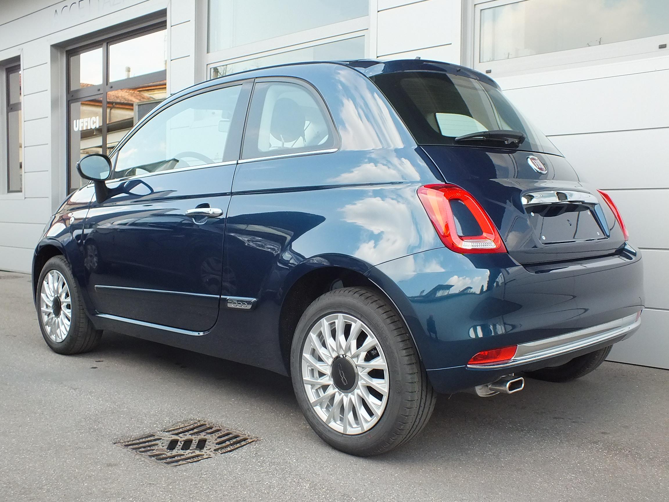 Fiat 500 Benzina e GPL - Motori e consumi   Fiat