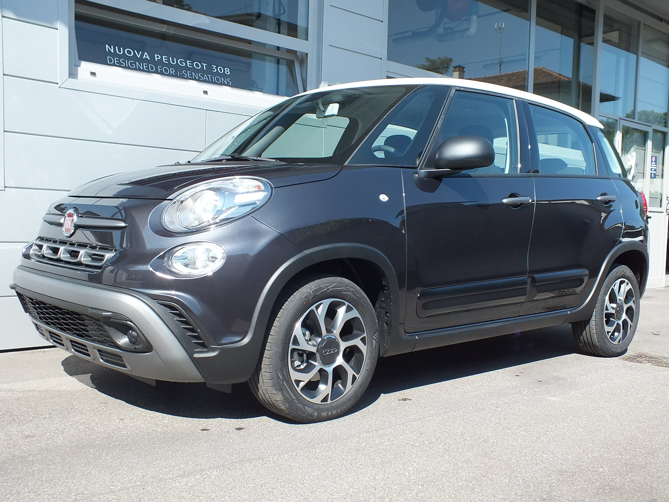 fiat 500l 1 4 95 cv city cross km zero